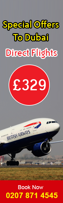 cheap flights to Dubai